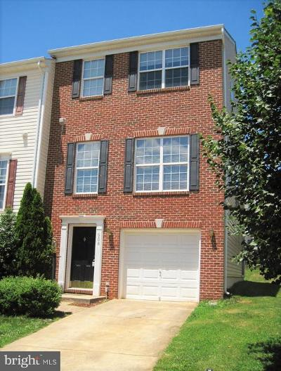 Culpeper County Townhouse For Sale: 908 Persimmon Place