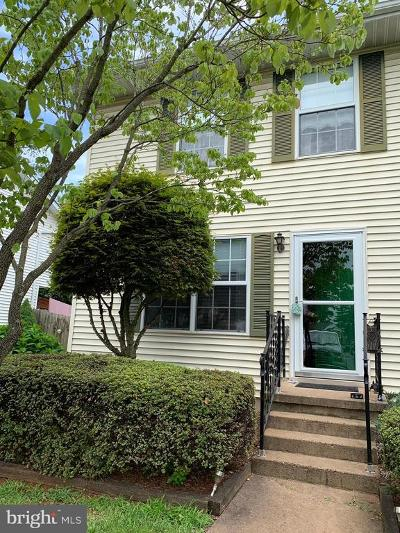 Culpeper Townhouse For Sale: 348 Lafayette Drive
