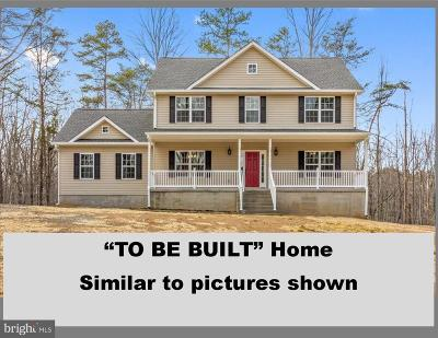 Culpeper County Single Family Home For Sale: O Deer Ridge