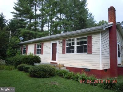 Culpeper County Single Family Home For Sale: 10255 Dutch Hollow Road