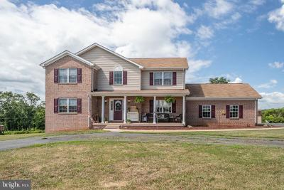 Culpeper County Single Family Home For Sale: 18066 Brenridge Drive