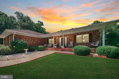 Culpeper County Single Family Home For Sale: 9303 Piedmont Springs Road