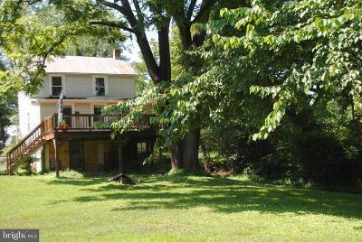 Culpeper County Single Family Home For Sale: 28315 Rapidan Road