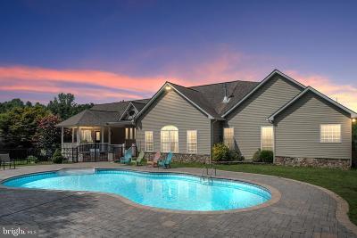 Culpeper County Single Family Home For Sale: 14411 Stoney Run Drive