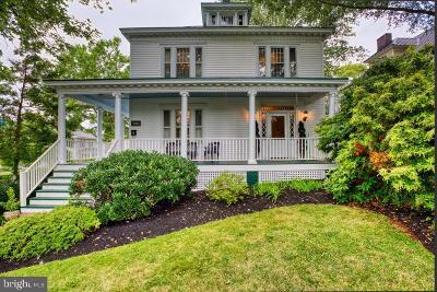 Culpeper Single Family Home For Sale: 610 S Blue Ridge Avenue