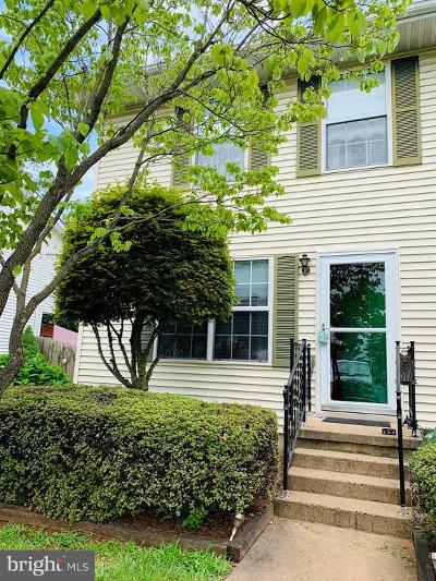 Culpeper Townhouse For Sale: 348 Lafayette