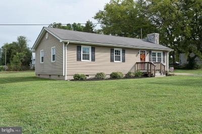 Culpeper County Single Family Home For Sale: 19361 Carpenters Branch Road