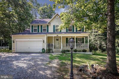 Caroline County Single Family Home For Sale: 422 Durham Drive