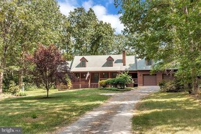 Ruther Glen Single Family Home For Sale: 11422 Moncure Drive