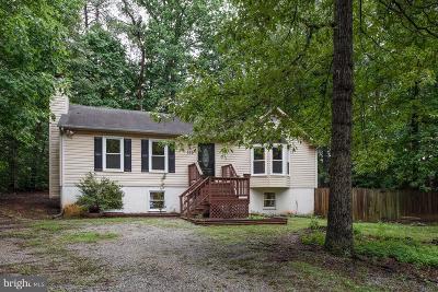Caroline County Single Family Home For Sale: 252 Hampshire Drive