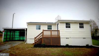 Caroline County Single Family Home For Sale: 13031 Ladysmith Road
