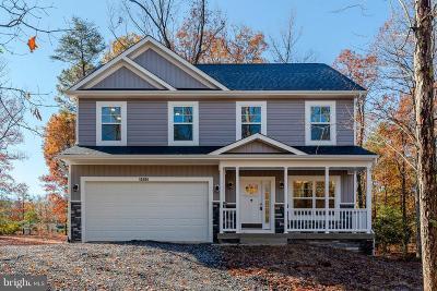 Caroline County Single Family Home For Sale: 12284 Paige Road