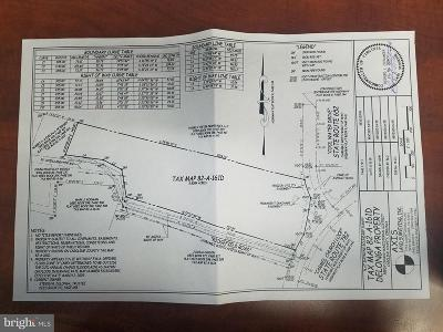 Caroline County Residential Lots & Land For Sale: Ridgefield Road
