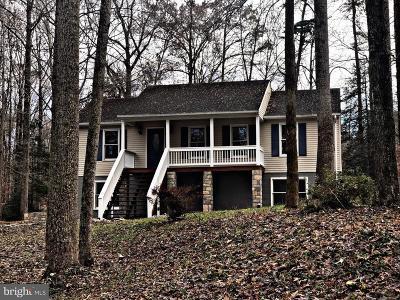 Caroline County Single Family Home For Sale: 117 Ackerman Lane