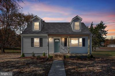 Woodford Single Family Home Under Contract: 9276 Woodford Road