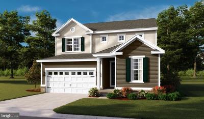 Caroline County Single Family Home For Sale: Patriot Lane- Citrine