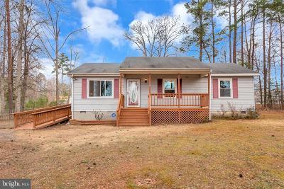 Ruther Glen Single Family Home For Sale: 3 Ingram Court