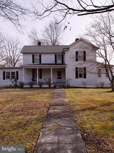 Bowling Green Single Family Home For Sale: 141 S Main Street
