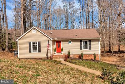 Caroline County Single Family Home For Sale: 222 Cedar Ridge Drive