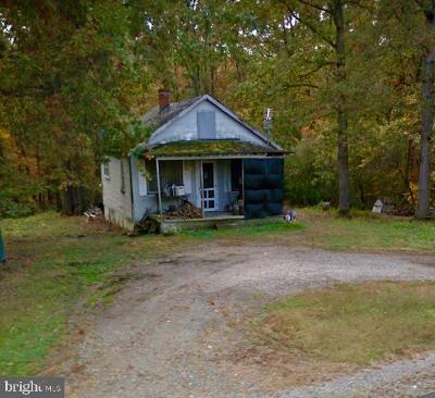 Caroline County Single Family Home For Sale: 20352 Sparta