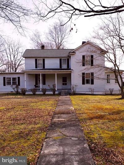 Caroline County Single Family Home For Sale: 141 S Main Street
