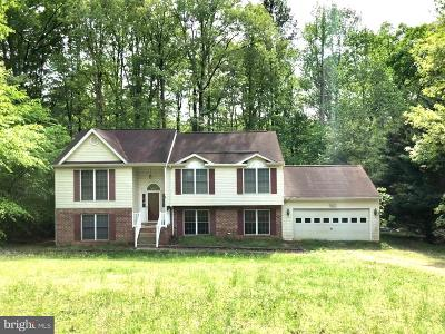 Caroline County Single Family Home For Sale: 281 Land Or Drive
