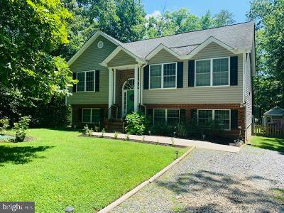 Caroline County Single Family Home For Sale: 102 Needwood Drive