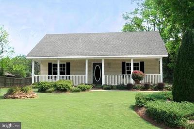 Ruther Glen Single Family Home For Sale: 247 Lake Caroline Drive