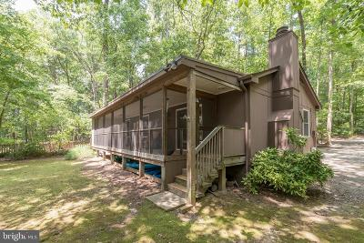 Caroline County Single Family Home For Sale: 642 Lake Caroline Drive