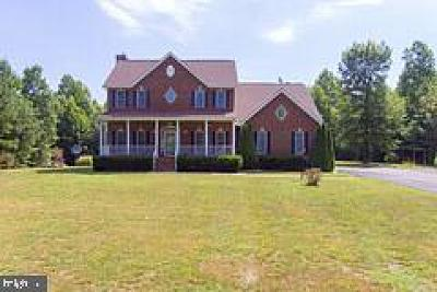 Caroline County Single Family Home For Sale: 4443 Jericho Road