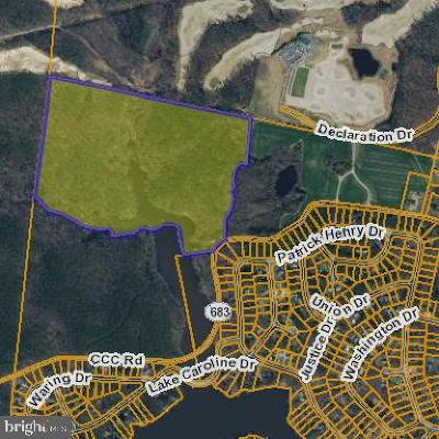 Caroline County Residential Lots & Land For Sale: 6439 C C C Road