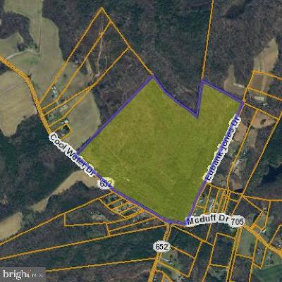 Caroline County Residential Lots & Land For Sale: 22175 Cool Water Drive