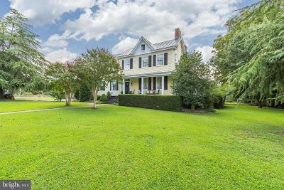 Caroline County Single Family Home For Sale: 236 N Main Street
