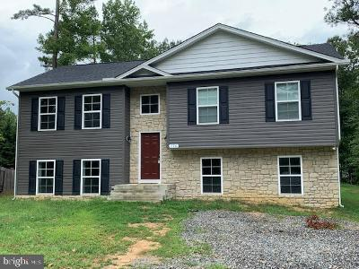Ruther Glen Single Family Home For Sale: 176 American Drive