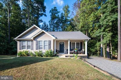 Caroline County Single Family Home For Sale: 12037 Red Pine Road