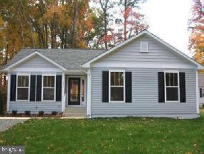 Ruther Glen Single Family Home For Sale: B-827 Land'or Drive
