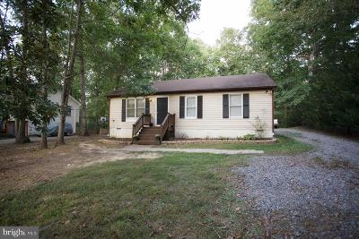 Ruther Glen Single Family Home For Sale: 214 Land Or Drive