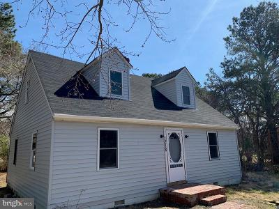 Tappahannock Single Family Home For Sale: 1218 Desha Road