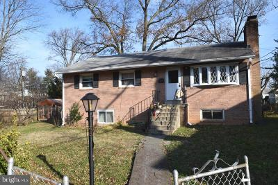 Annandale, Falls Church Single Family Home For Sale: 126 W Marshall Street