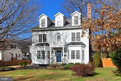 Annandale, Falls Church Single Family Home For Sale: 603 N West Street