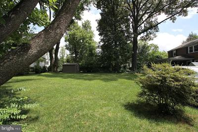 Falls Church Residential Lots & Land For Sale: 100 Lawton Street