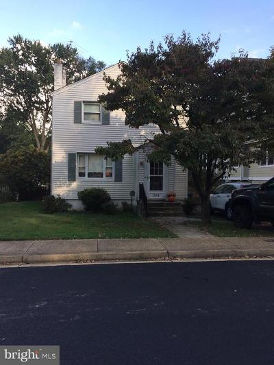Falls Church Residential Lots & Land Under Contract: 204 W Cameron Road