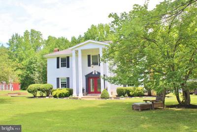 Fredericksburg City, Stafford County Single Family Home For Sale: 81 Shumate