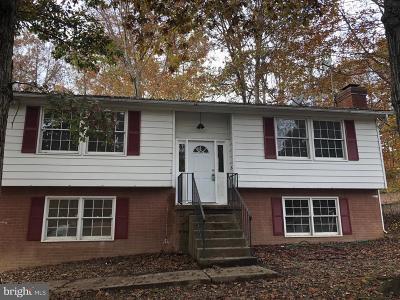 Spotsylvania County Single Family Home For Sale: 10905 Antelope Trail