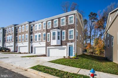 Fredericksburg City, Stafford County Condo For Sale: 1325 Gilmore Street