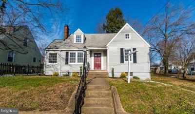 Fredericksburg City Single Family Home For Sale: 1309 Parcell Street