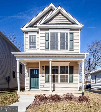 Single Family Home For Sale: 419 Bunker Hill Street