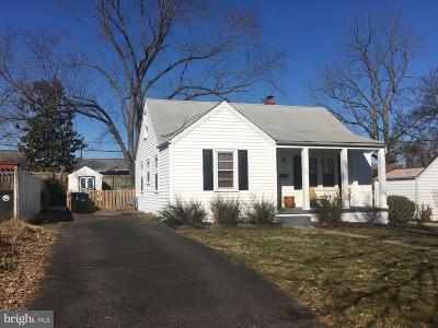 Single Family Home For Sale: 449 Hanson Avenue