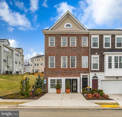 Fredericksburg City, Stafford County Townhouse For Sale: 1125 Nolan Street