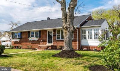 Fredericksburg City Single Family Home For Sale: 501 Woodford Street